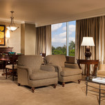 Presidential Suite, Omni Houston Hotel