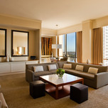 Consular Suite, The Westin Oaks Houston at the Galleria