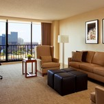 Parlor  Suite, The Westin Oaks Houston at the Galleria