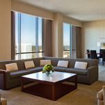 Crown Suite, The Westin Oaks Houston at the Galleria