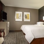 Guest Room, Hilton Fort Worth