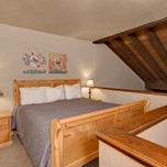 One Bedroom Suite with Loft, Aston Lakeland Village Beach and Mountain