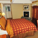 Deluxe Room, Tenaya Lodge