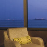 Statue of Liberty View room, The Ritz-Carlton New York, Battery Park