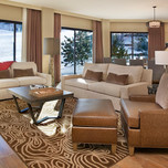 Ski-in/Ski-out Suite, The Westin Snowmass Resort