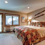 One Bedroom Mountain view Condo, Lion Square Lodge-Lionshead