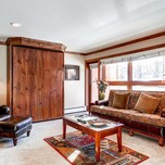 One Bedroom Mountain view Condo with Loft, Lion Square Lodge-Lionshead