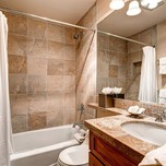 One Bedroom Valley View Condo, Lion Square Lodge-Lionshead