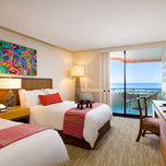 Royal Ocean Room, The Royal Hawaiian, A Luxury Collection Resort
