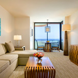 Tower  Ocean Suite,The Royal Hawaiian, A Luxury Collection Resort