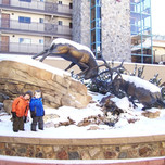 Antlers at Vail