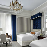 St Regis New York, Grand Luxe 2 double beds