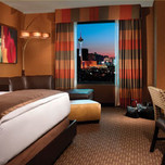 Rush Tower Deluxe Room, Golden Nugget