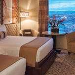 Rush Tower Gold Club Suite, Golden Nugget