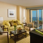 Ocean View Suite, Loews Santa Monica Beach Hotel