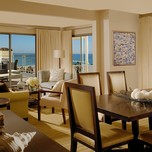 Bay View Terrace Suite, Loews Santa Monica Beach Hotel
