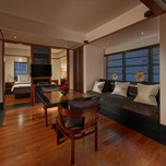Art Deco Junior Suite, The Setai Hotel