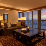 Ocean Building Three  Bedroom  Entertainment Suite, The Setai Hotel