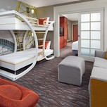 Kids Suite, Courtyard by Marriott Anaheim at Disneyland Resort