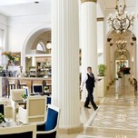 Intercontinental Carlton, Лобби