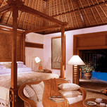 Luxury Villa - Bedroom