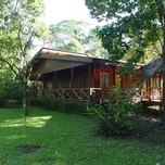 Gardens and Bungalows at Pachira