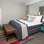 Standard room, Clarion Hotel Admiral