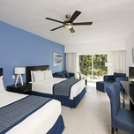 Junior Suite, Ocean Blue and Sand