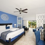 Privilege Junior Suite, Ocean Blue and Sand