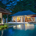 The-Laguna-Pool-Villa-Exterior-at-Dusk