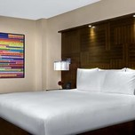 Standard Room, Hilton Times Square Hotel