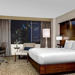 Deluxe Room, Hilton Times Square Hotel