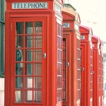 Red Public Phone Boxes - Covent Garden