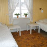 double bed df