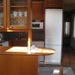 RTT16B, kitchen