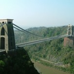 cliffton suspension bridge