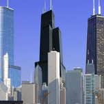 Trump, Willis and Hancock Towers