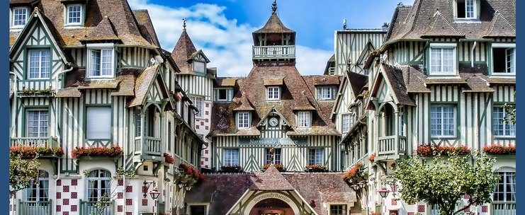 Normandy Deauville