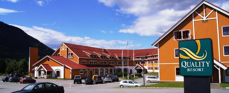 Quality Hotel & Resort Hafjell