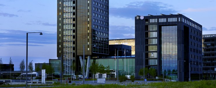 Crowne Plaza Copenhagen Towers Hotel