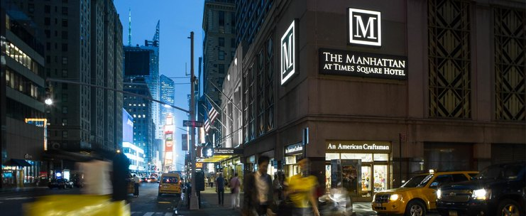 The Manhattan at Times Square