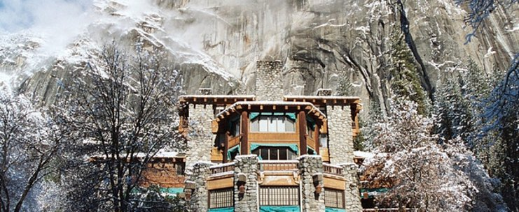 The Ahwahnee Yosemite
