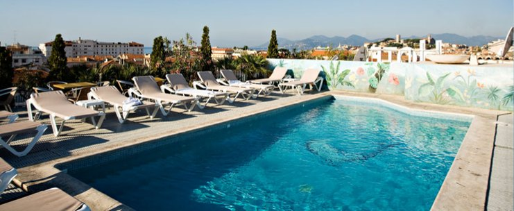 BEST WESTERN Cannes Riviera & Spa