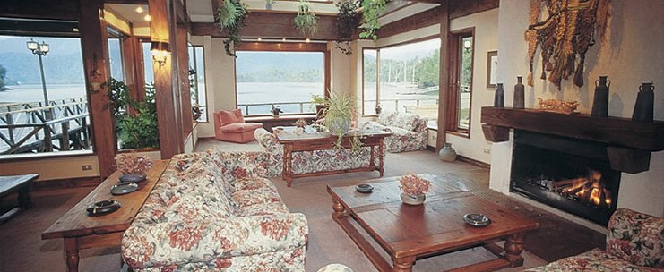 Puyuhuapi Lodge and SPA