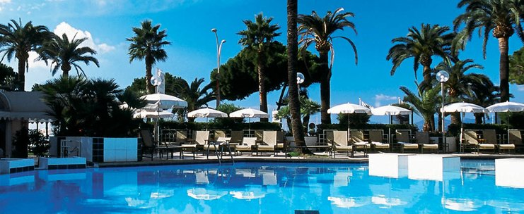 Grand Hyatt Cannes Hotel Martinez