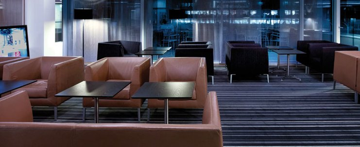 Crowne Plaza Copenhagen Towers - Club Lounge