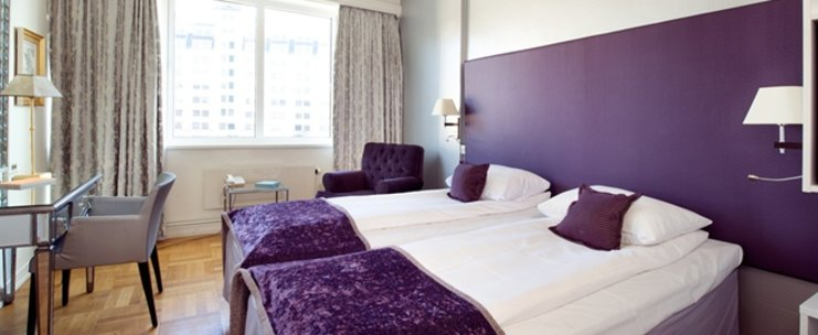 Standard room, Clarion Collection Hotel Bastion