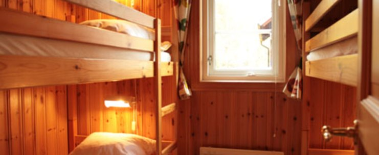 4+2 Bed cabin