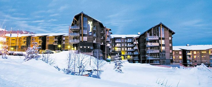 Radisson Blu Trysil Prestige Apartment