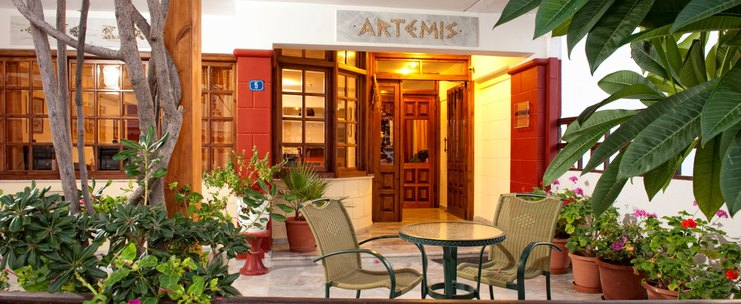 Artemis Apartments
